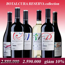 Ruou Vang Botalcura Reserva Collection